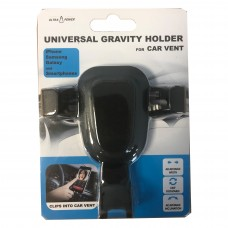 Universal Gravity Holder with Car Vent
