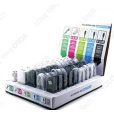 Multi Power Counter Display Box 24 pcs