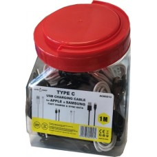 Type C USB Lead Jar 50