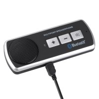 Bluetooth Multipoint Hands-Free Car Kit
