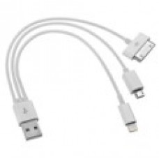 3 in 1 Multi Charging USB Cable