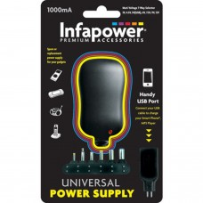 Infapower 1000 mA Universal Power Supply