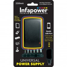 Infapower 2250 mA Universal Power Supply