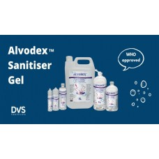 Alvodex Hand Sanitizing Gel 120ml