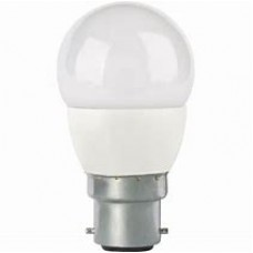TCP LED Mini Globe 40W (B22) Warm White