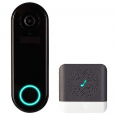 TCP Smart WiFi Doorbell with Camera