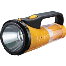 Ultralight 1.2 Watt LED Rechargeable Torch & Lantern with Lithium Ion Battery