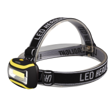 Ultralight 3 COB Watt Head Torch