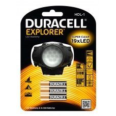 Duracell Head Torch HDL 1