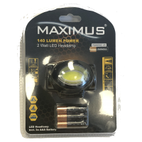 Maximus Head Torch HDL 001