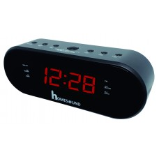 Homesound PP3188 Clock Radio with USB Charging