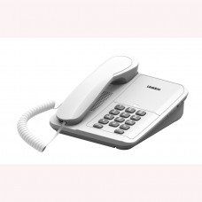 Uniden 7203 Basic Desk Phone- White