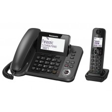 Panasonic KX TGF 320 Desk & Dect Combo