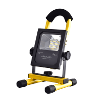 Ultralight 10 Watt Rechargeable Floodlight