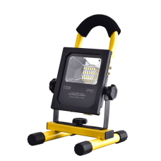 Ultralight 20 Watt Rechargeable Floodlight