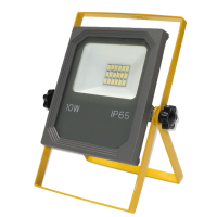 Ultralight 10 Watt Rechargeable Floodlight-USB Charging