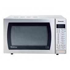 Panasonic NN-ST479SBPQ 27 Litre Solo Auto Sensor Microwave Oven - Stainless Steel