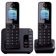 Panasonic KX TGH 222 Twin Dect Phone With DIgital Answering Machine