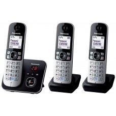 Panasonic KX TG 6823 Trio Dect With Digital Answering Machine