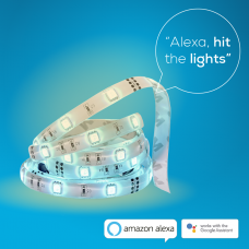 TCP Smart Wifi LED Tape Light Strip