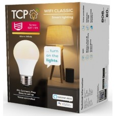 TCP Smart Wi Fi LED B22 Dimmable Classic Light Bulb