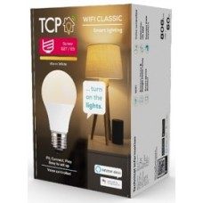 TCP Smart Wi Fi LED 2700K Dimmable Classic E27  light bulb